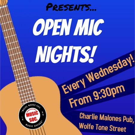 Live Music - Open Mic Night